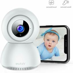1080P FHD Baby Monitor with 2.4G WiFi Wireless IP Home Secur
