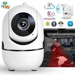 1080P HD Wifi Camera Motion & Auto Tracking Two-Way Voice Ho