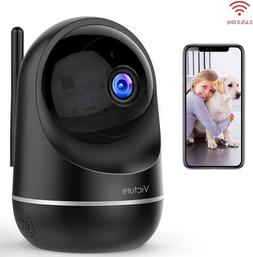 1080P Home Security Camera WiFi Cameras Only 2.4G WiFi 2-Way