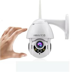 1080P Waterproof Outdoor Home Security IP Wifi Camera 2MP Wi