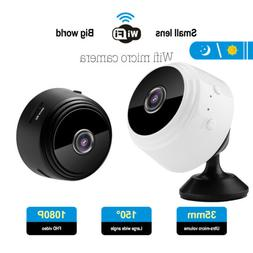1080P Wifi Hidden IP Camera Video Recorder Spy Home Security