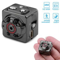 1080P WiFi Mini Hidden Camera SQ8 IR Night Vision Video Reco