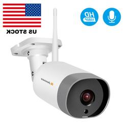1080P Wireless IP Security Surveillance Camera Wifi Audio Ho