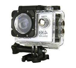 4K Ultra HD WIFI Underwater Action Camera DV Camcorder 16MP