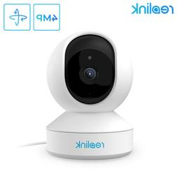 4MP PT Smart Home Security WIFI Camera Pan Tilt 2-Way Audio