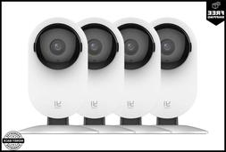 4pc Home Camera 1080p Wireless IP Security Surveillance Syst