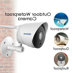 720P Waterproof Wifi IP Cameras With IR Night Vision For Out