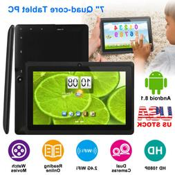 7'' Android 6.0 Tablet PC Quad Core 8GB Dual Camera Wi-Fi Ki