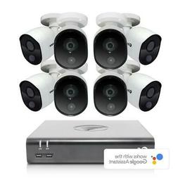 8 channel security system 1080p full hd