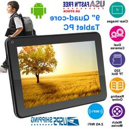 "KOCASO® 9"" Android 6.0/4.4 Tablet Quad Core 8GB 2 Cameras W"