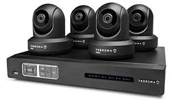 Amcrest Wireless IP Video Security System NV1104 1080p NVR