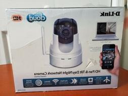 D-Link DCS-5222L HD Pan & Tilt Wi-Fi Camera