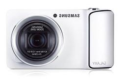 Factory Unlocked Samsung Galaxy Camera EK-GC100 8GB White, A