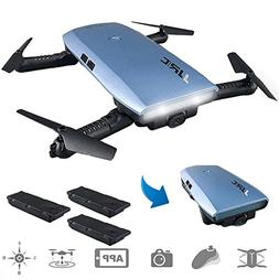 JJRC H47 RC Drone with 720P HD WiFi FPV Camera Quacopter wit