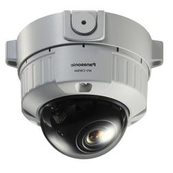 Panasonic WVCW504S Super Dynamic 5 Vandal-Resistant Fixed Do