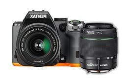 Pentax K-S2 20MP Wi-Fi Enabled Weatherized SLR with 50-200mm