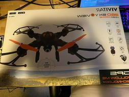 Vivitar 360 Sky View WiFi HD Video Drone with GPS and 16 Meg