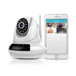 Wireless IP Home Security Camera - High Definition HD 720p W