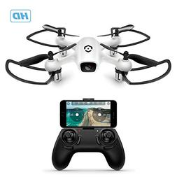 Amcrest A4-W Skyview WiFi FPV Drone Quadcopter w/Camera HD 7