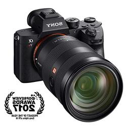 Sony a7R III Mirrorless Camera: 42.4 MP Full Frame, Intercha