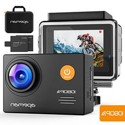 APEMAN Action Camera WiFi 14MP 1080P FHD Sports Camera 2.0 i