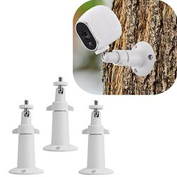 oldeagle 3Pcs Adjustable Security Camera Bracket Wall Mount