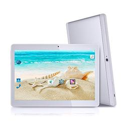 Tagital 10.1 inch Android 5.1 Quad Core Tablet Dual SIM Cell