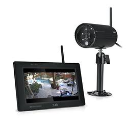 ALC AWS337 Full HD 4-CH 1080p Wireless Surveillance System w