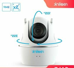 baby monitor 5mp surveillance pan tilt wifi