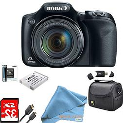 Canon Powershot SX530 HS 16MP Wi-Fi Super-Zoom Digital Camer