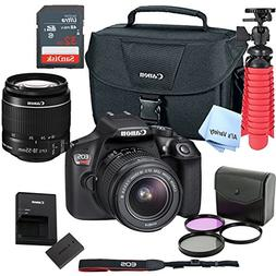 Canon T6 Digital SLR Camera Kit with EF-S 18-55mm Lens  with