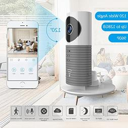 TriVision HD Security Camera WiFi with Wide Angle, Advanced