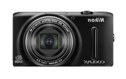 Nikon COOLPIX S9500 Wi-Fi Digital Camera with 22x Zoom and G