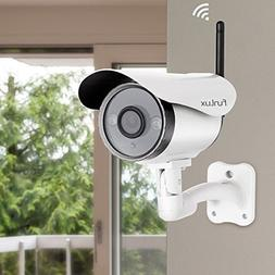 Funlux Camera CS-S1U-WS 720P Outdoor Wireless IP Network HD