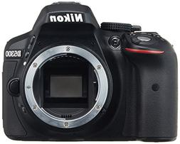 Nikon D5300 24.2 MP CMOS Digital SLR Camera with Built-in Wi