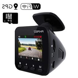 Dash Cam Dashboard Recording Camera - AKASO V1 Car Recorder,
