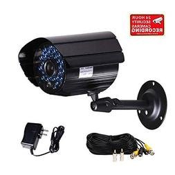 VideoSecu Day Night Outdoor Bullet Security Camera 520 TVL I