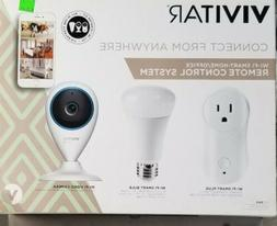 Vivitar Deluxe Wi-Fi Home Automation Starter Kit