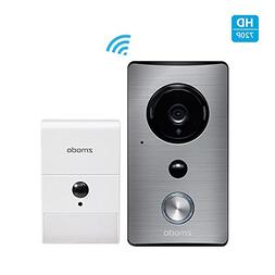 Video Doorbell Wifi Camera Wireless Phone Door Security Ring