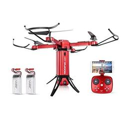 GoolRC Drone with HD Camera, T51 Rocket WiFi FPV Quadcopter