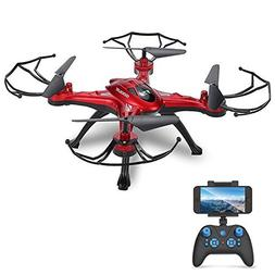 Drone with Camera Live Video Android iOS One Key Return Wifi