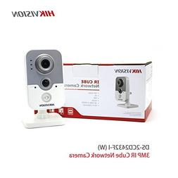 Hikvision DS-2CD2432F-IW 3MP POE Built-in Microphone IR IP N