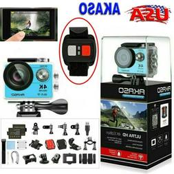 AKASO EK7000 Sports Action Camera WIFI 4K Ultra HD Waterproo
