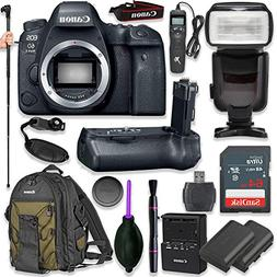 Canon EOS 6D Mark II Digital SLR Camera Body - Wi-Fi Enabled