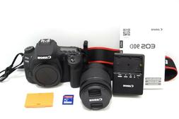 Canon EOS 90D DSLR Camera W/ 18-55mm Lens, Battery, Charger,