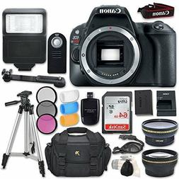 Canon EOS Rebel SL2 DSLR Camera  + Accessory Bundle