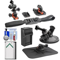 Essentials Bundle for Sony Action Cam HDR-AS50, AS200, AS300