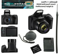 Father's Day Deal Sale Canon PowerShot SX420 IS Digital Came