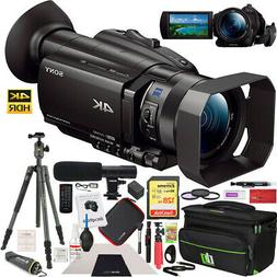 Sony FDR-AX700 4K HDR Camcorder
