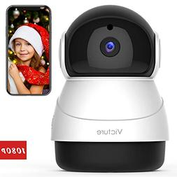 Victure FHD 1080P IP WiFi Camera Home Wireless Security Came